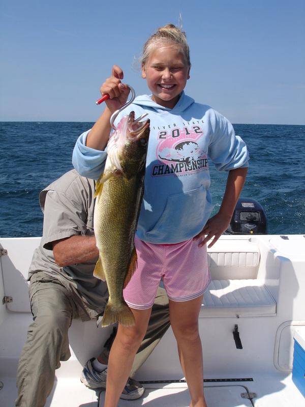 Fishing report 7 21 13 outcast fishing charters llc for Outcast fishing charters